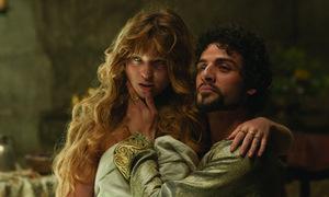 2010 mit Oscar Isaac in Ridley Scotts 'Robin Hood' © Concorde