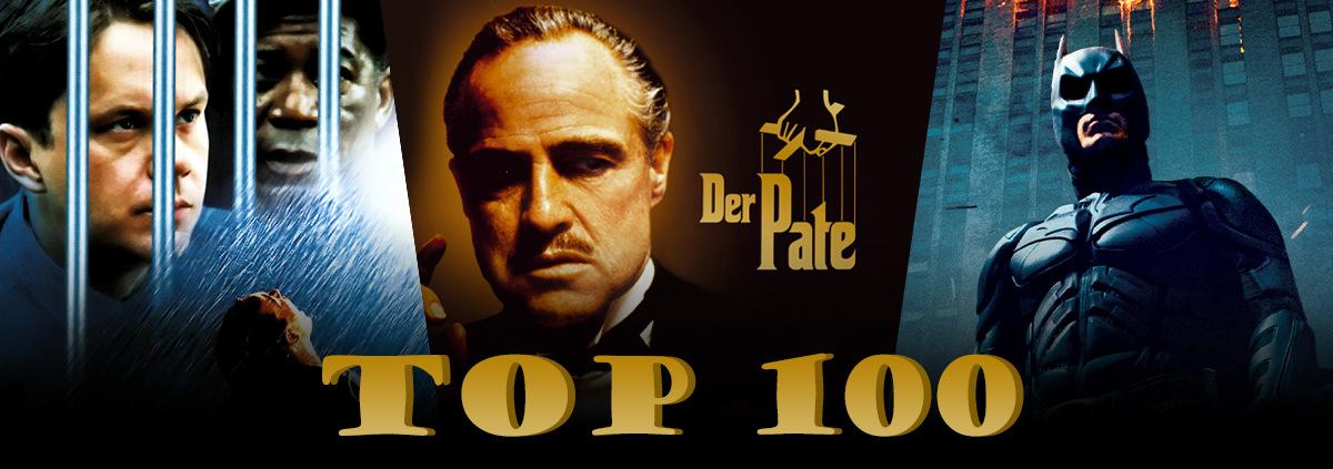 IMDb Top 100 Filme: Die 100 besten Filme aller Zeiten der IMDb!