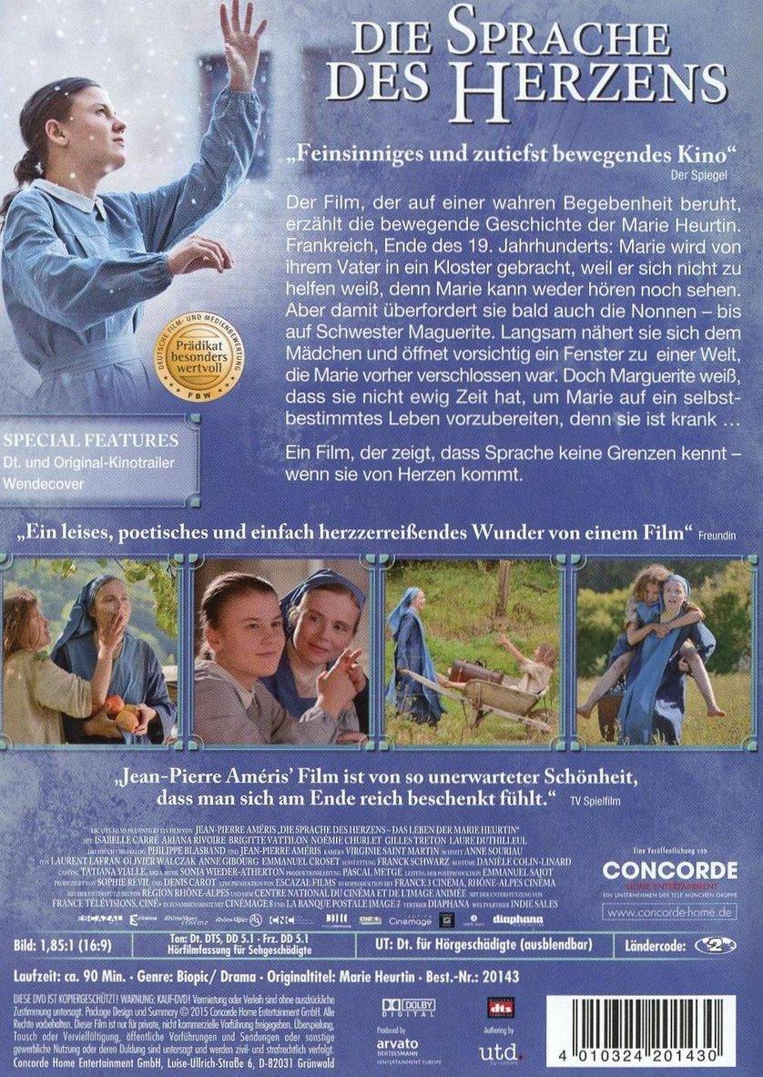 Die Sprache des Herzens: DVD, Blu-ray oder VoD leihen - VIDEOBUSTER.de