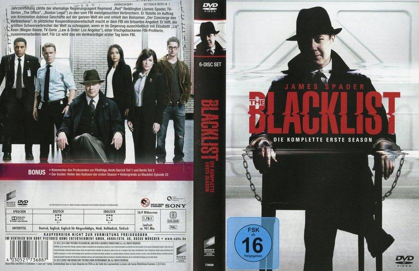 The Blacklist Staffel 1