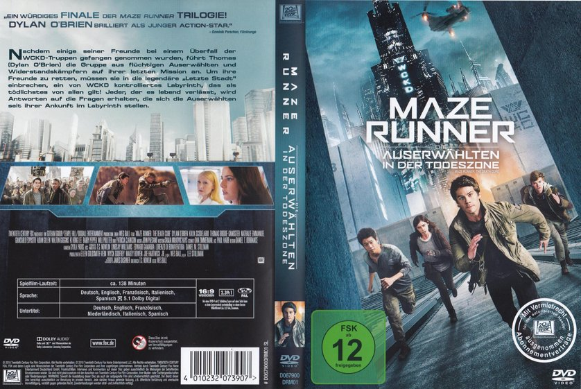 Maze Runner 3 Stream Deutsch Kinox