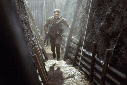 Der Schützengraben