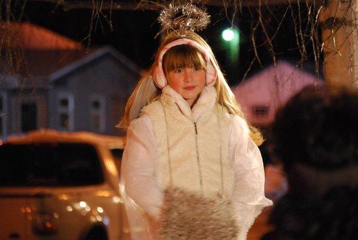Der Weihnachtsabend