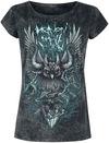 Heaven Shall Burn Blue Owl powered by EMP (T-Shirt)