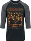 Blind Guardian Imagination From The Other Side Langarmshirt schwarz grau meliert powered by EMP (Langarmshirt)