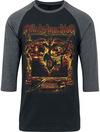 Blind Guardian Imagination From The Other Side Langarmshirt schwarz grau meliert powered by EMP (Langarmshirt)
