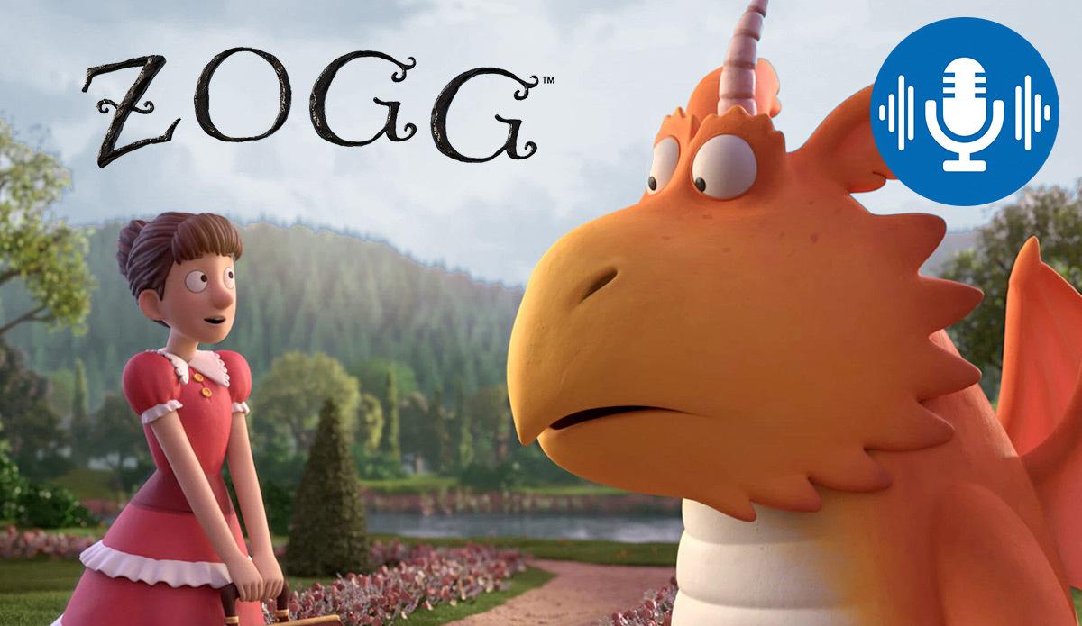 Podcast: Zogg: Ein kleiner Drache sorgt für großes Heimkino