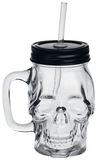 Alchemy Gothic Skull Glass powered by EMP (Bierglas)