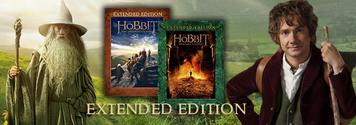 Der Hobbit VoD Extended Edition: So war der Hobbit noch nie zu sehen: 6 Stunden digital!