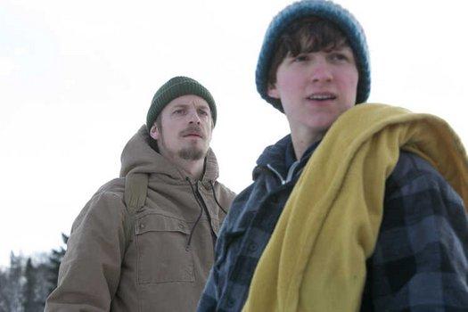 Gefangene der Kälte