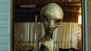 Seth Rogen spricht Paul in 'Paul - Ein Alien auf der Flucht' 2011