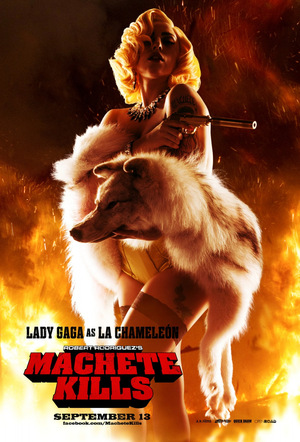 Lady Gaga in 'Machete Kills' © Troublemaker Studios 2013