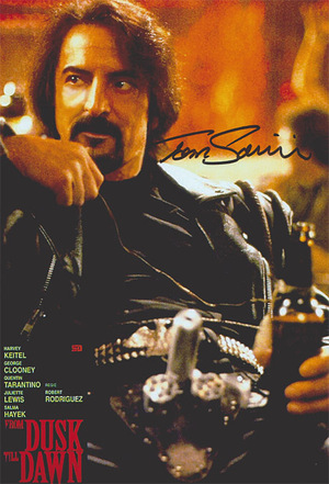 Tom Savini als 'Sex Machine' in 'From Dusk Till Dawn' (1996) © Dimension Films