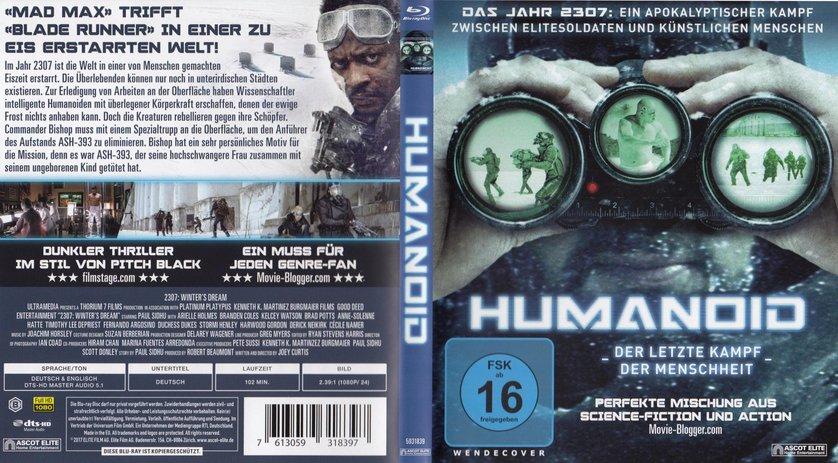 Humanoid Der Letzte Kampf Der Menschheit Stream