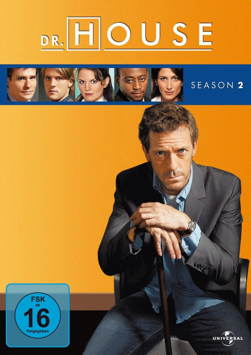 Dr House Staffeln