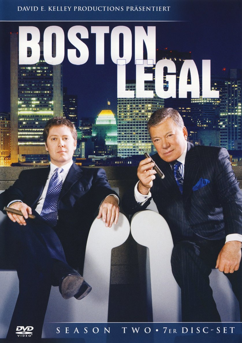 'Boston Legal' Shines With Fifty Year Old Footage of ...