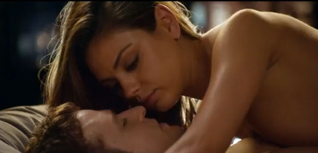 Mila Kunis Lesbian Sex Scene 74
