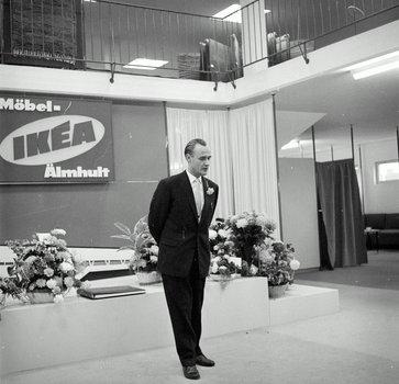 Mr. IKEA