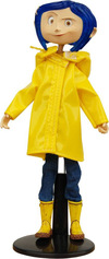 Coraline Coraline Raincoat & Boots powered by EMP (Actionfigur)