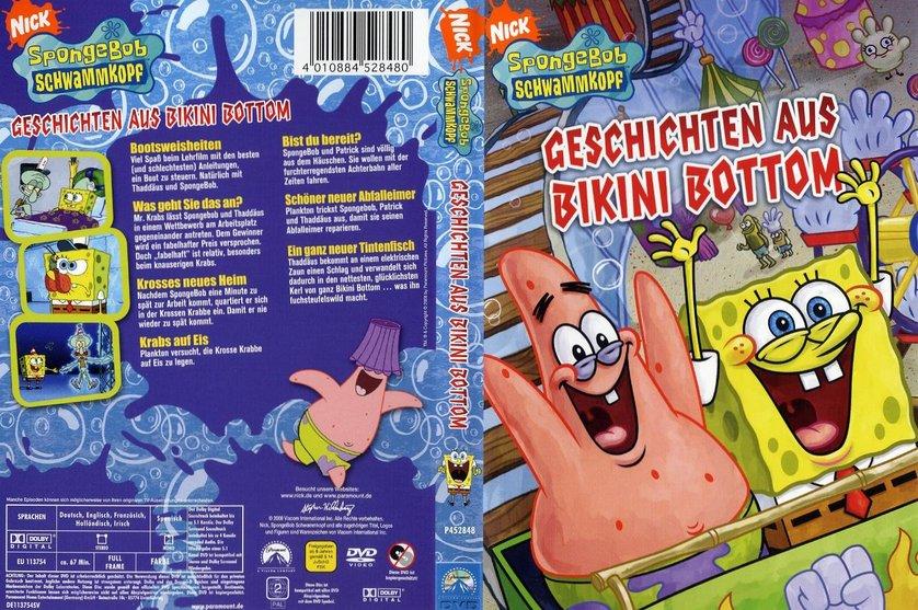 Spongebob Bikini Bottom Geschichten