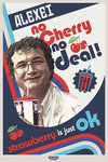 Stranger Things No Cherry No Deal powered by EMP (Poster)