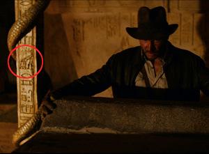 Harrison Ford in 'Indiana Jones und der Tempel des Todes' (1984) © Paramount