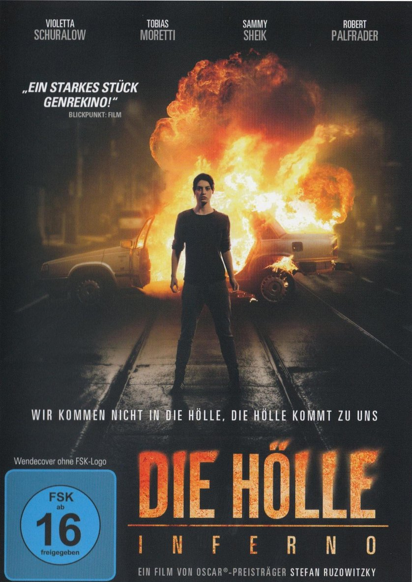 Die Hölle - Inferno: DVD oder Blu-ray leihen - VIDEOBUSTER.de