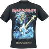 Iron Maiden Eddie On Bass powered by EMP (T-Shirt)