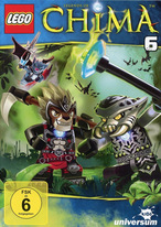 LEGO Legends of Chima - Volume 6