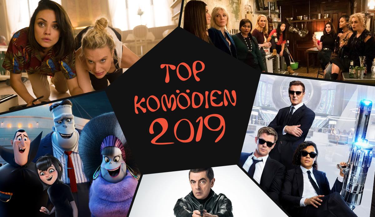 Die beliebtesten Komödien 2019: Heimkinolacher! Das waren eure Komödien 2019
