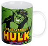 Hulk The Incredible Hulk powered by EMP (Tasse)