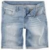 Shine Original Regular Fit Denim Shorts Sky Blue powered by EMP (Short)