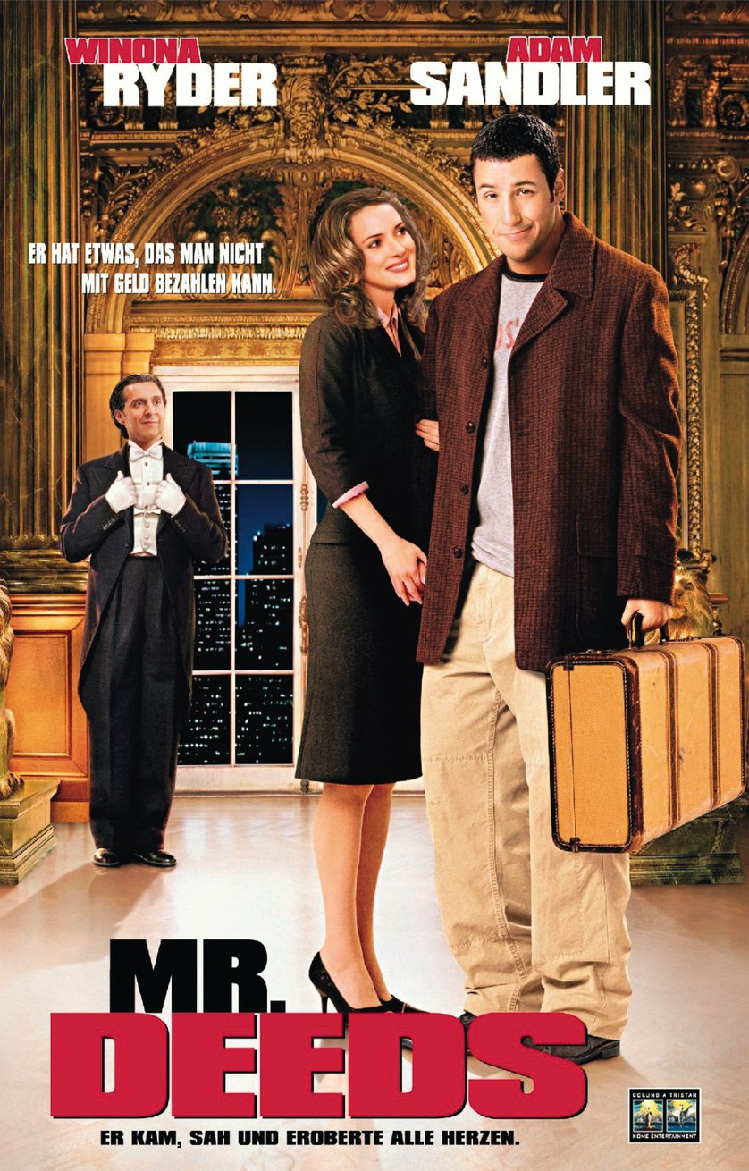 Mr Deeds Dvd Oder Blu Ray Leihen Videobusterde