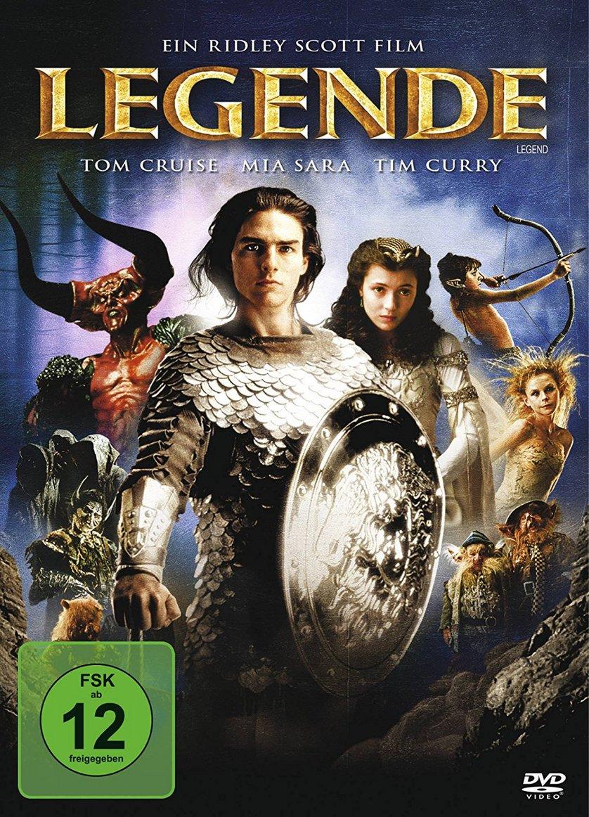 Legende Dvd Oder Blu Ray Leihen Videobuster De