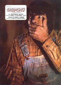 Stephen King 1982 in 'Creepshow - Die unheimlich verrückte Geisterstunde' © Warner
