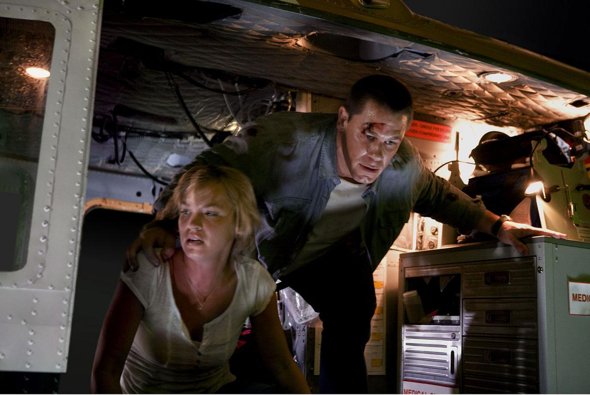 Ashley Scott und John Cena in 'Zwölf Runden' © 20th Century Fox 2009