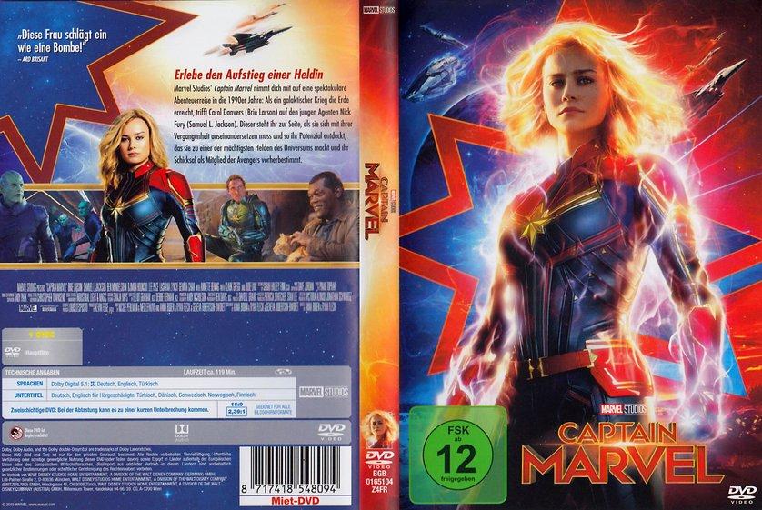 Captain Marvel Deutsch Stream