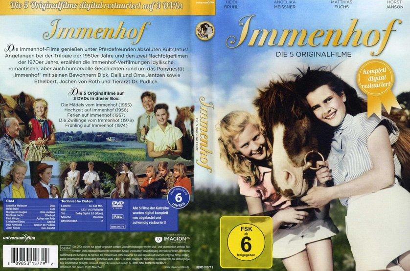Immenhof 3 Ferien Auf Immenhof Dvd Blu Ray Oder Vod