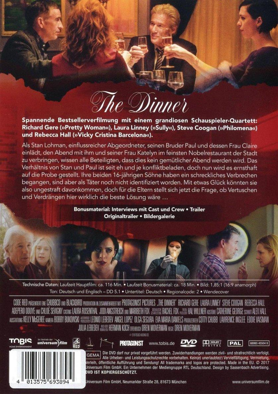 the dinner trailer deutsch