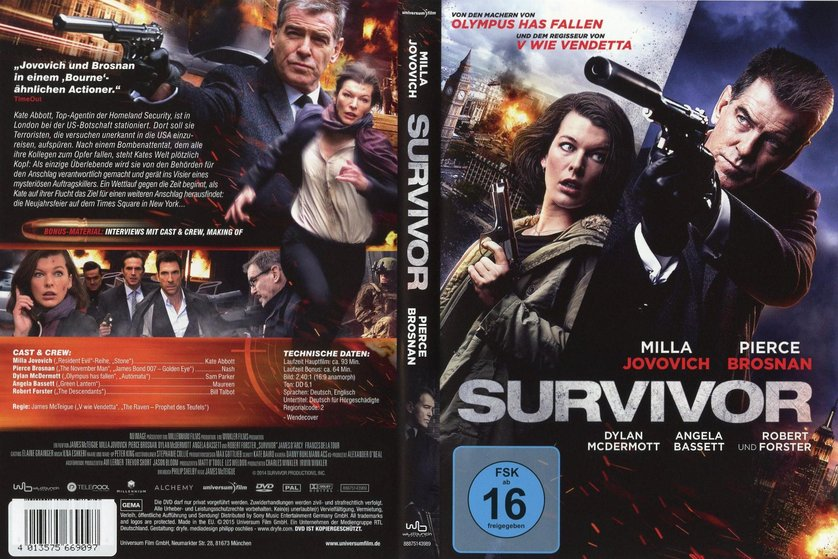 Survivor Jagd Durch London