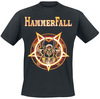 HammerFall Dominion powered by EMP (T-Shirt)