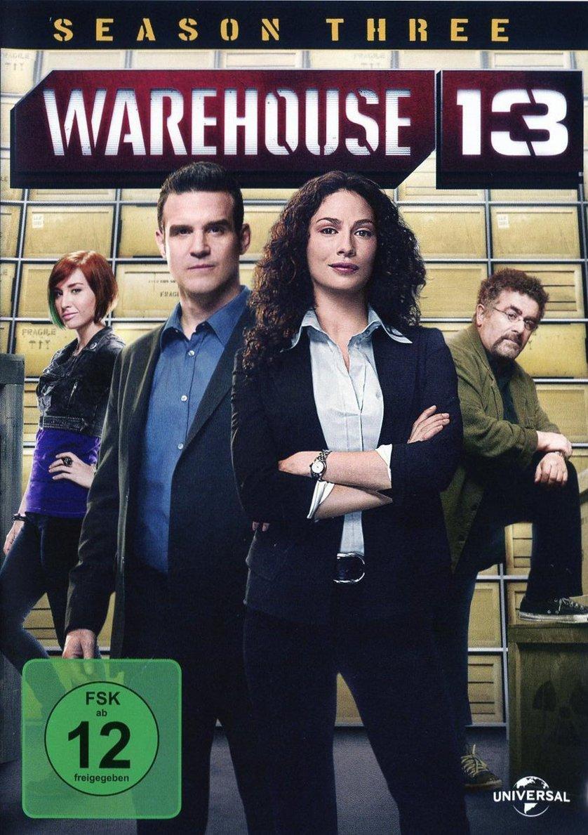 warehouse 13 staffel 3