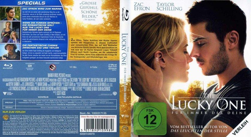 The Lucky One Für Immer Der Deine Film Superstereonu