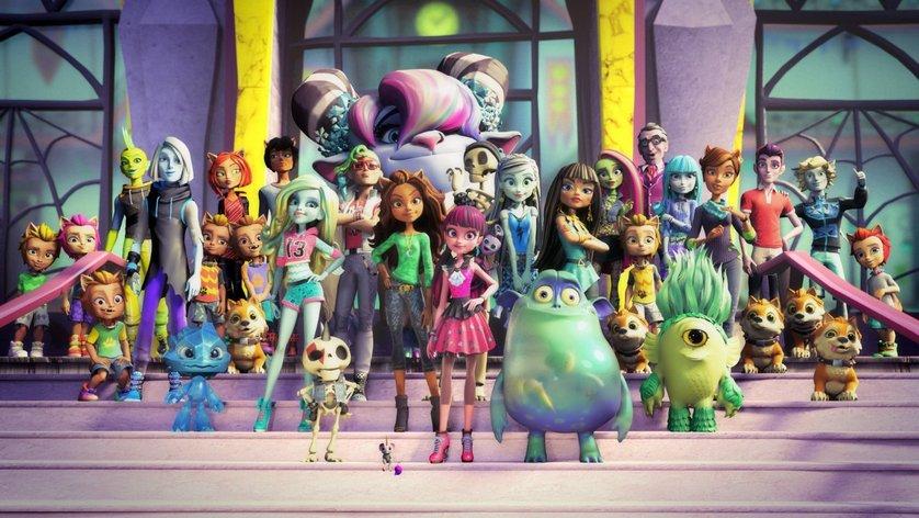 Monster High Willkommen An Der Monster High Stream