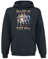 Masters Of The Universe Made In The 80´s powered by EMP (Kapuzenpullover)