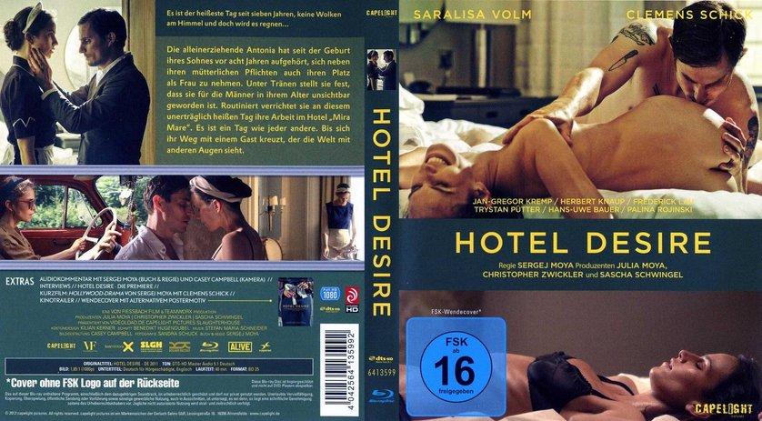 Film hotel desiree Female and