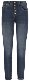Rock Angel Ladies Button Fly Skinny Jeans powered by EMP (Jeans)
