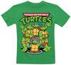 Teenage Mutant Ninja Turtles Group powered by EMP (T-Shirt)
