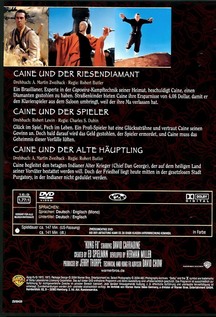 Kung Fu David Carradine Deutsch Stream