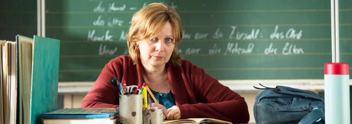 Lehrer-Schreck: Setzen 6: Für Pauker ungeeignet!